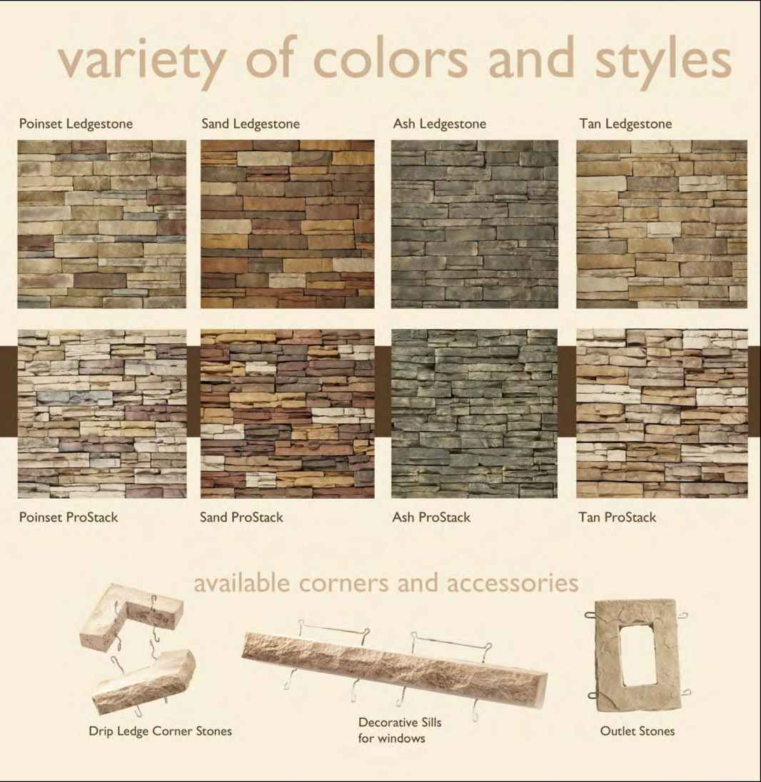 Theut Products Inc Offering Clipstone Mortarless Stone