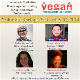 Featured Speakers: Colorado Vegan Professional Bootcamp
