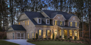 Energy efficient home at Heritage at Kennesaw Moun