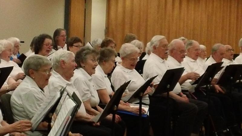Bel Canto Senior Singers Spring Concerts 2014