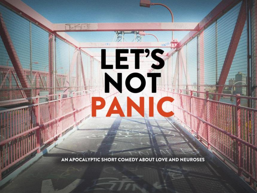 Let's Not Panic!