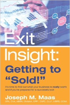 Exit Insight: Getting to Sold!