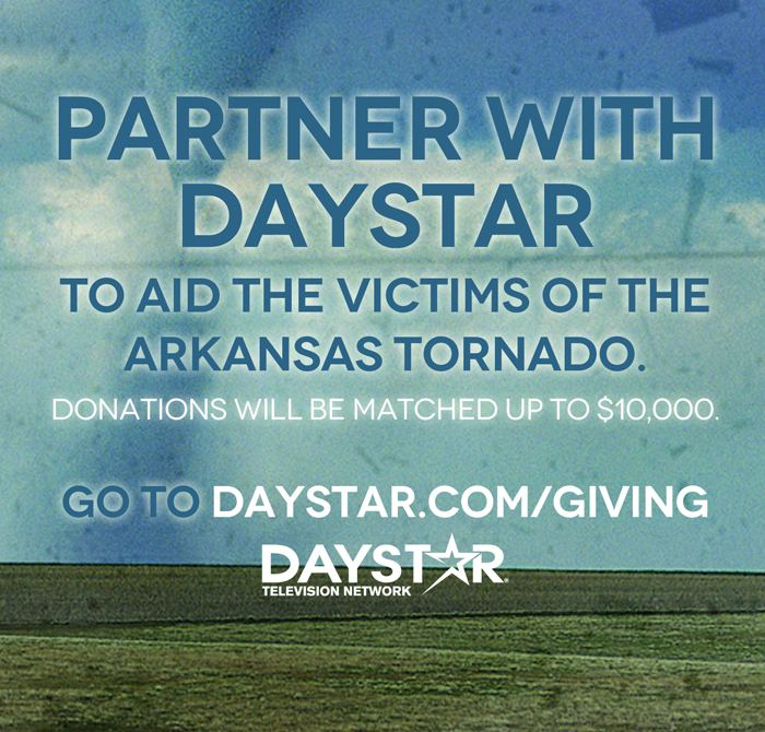 Help Aid Arkansas Tornado Victims
