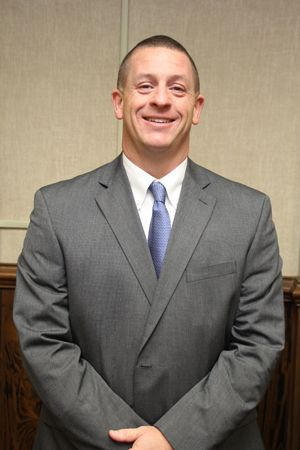 Mayor Brien Lassiter of Ahoskie, North Carolina