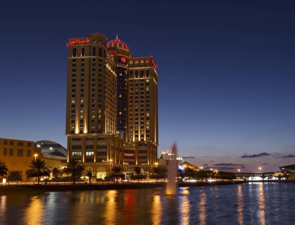 Sheraton, Mall of the Emirates Hotel Dubai