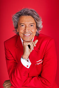 Tommy Tune at Adelphi, May 10, 2014.