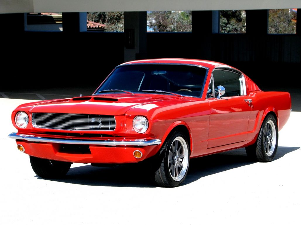 1965 Ford Mustang Fastback Show Car on eBay Motors Auction Site for ...