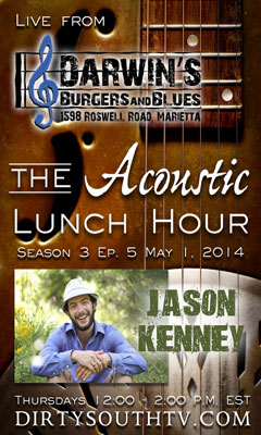 Acoustic Lunch Hour-Season 3-Episode 5 Jason Kenney