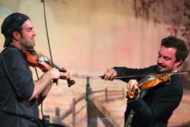 Wilson & Joel Savoy are featured headliners at Bayou 'n Brooklyn Music Festival