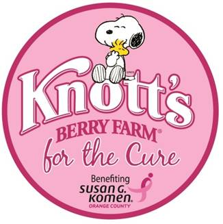 Knott's Pink logo