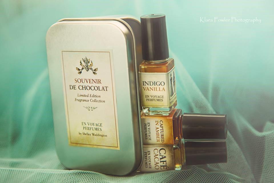 New En Voyage Perfumes