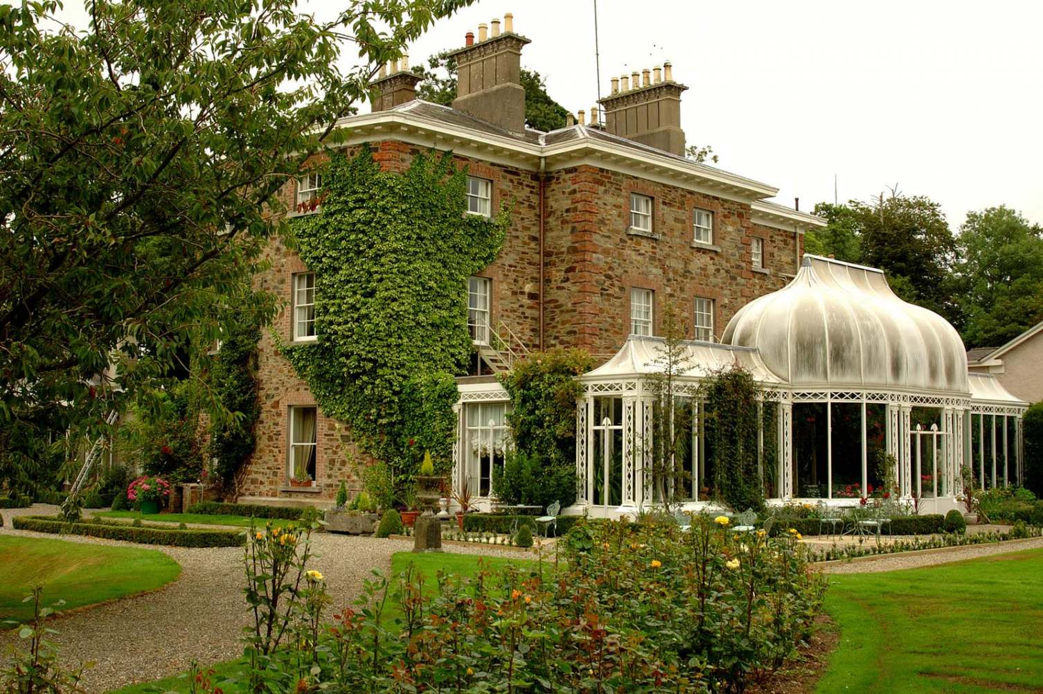 Marlfield House Luxury Country House Hotel in Gorey, Co Wexford, Ireland