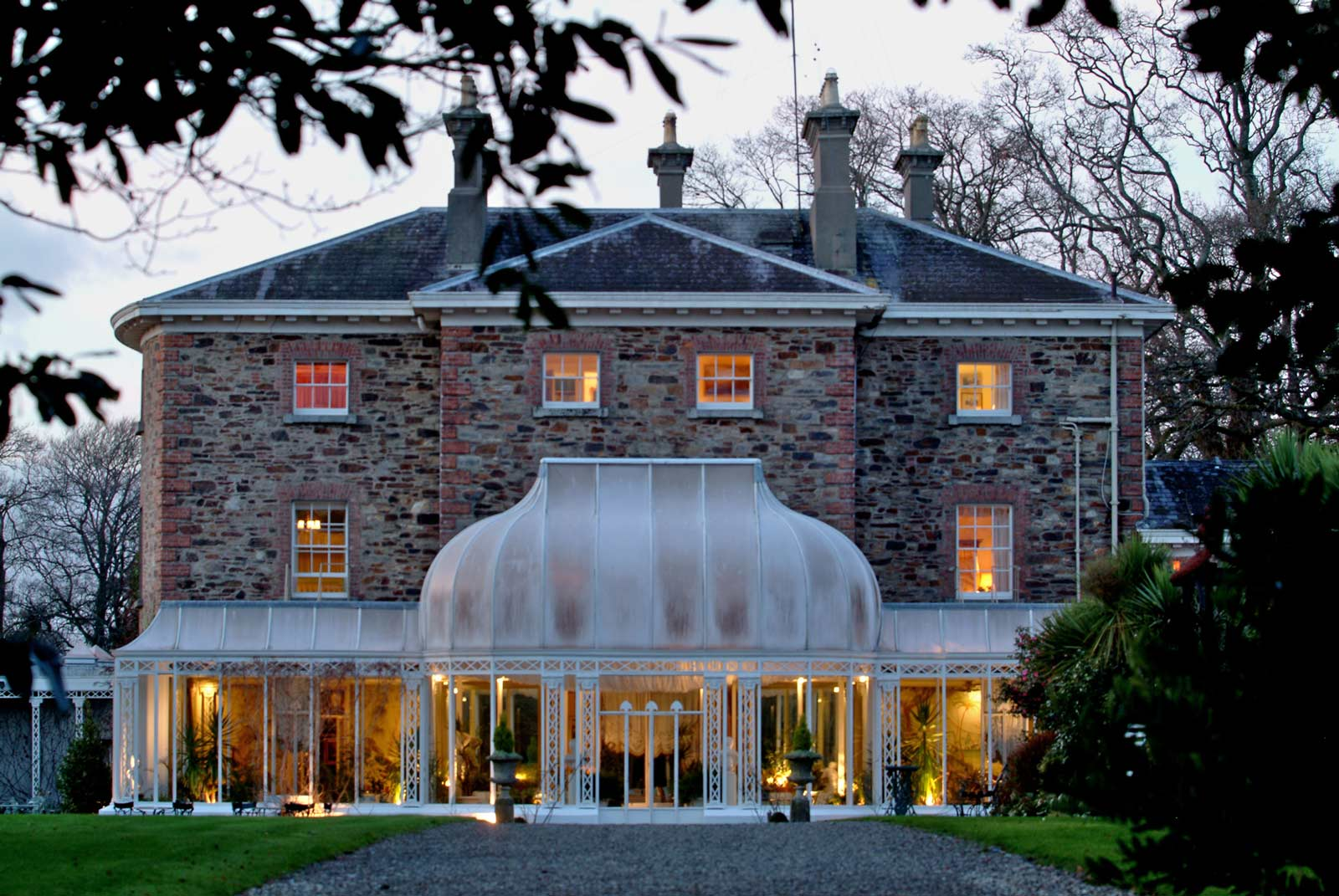 Marlfield House Luxury Hotel in Gorey, Co Wexford Ireland