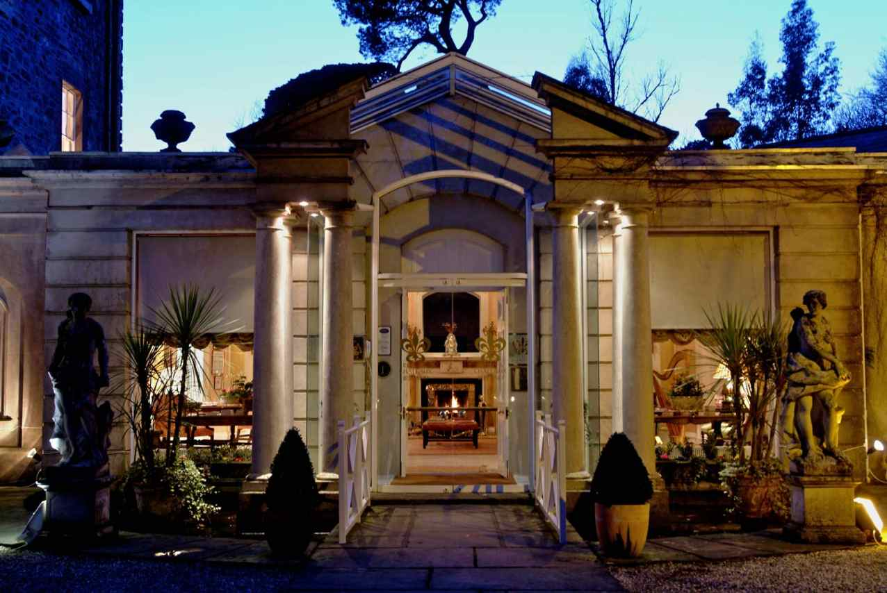 Marlfield House Luxury Hotel - Member of Relais & Chateaux