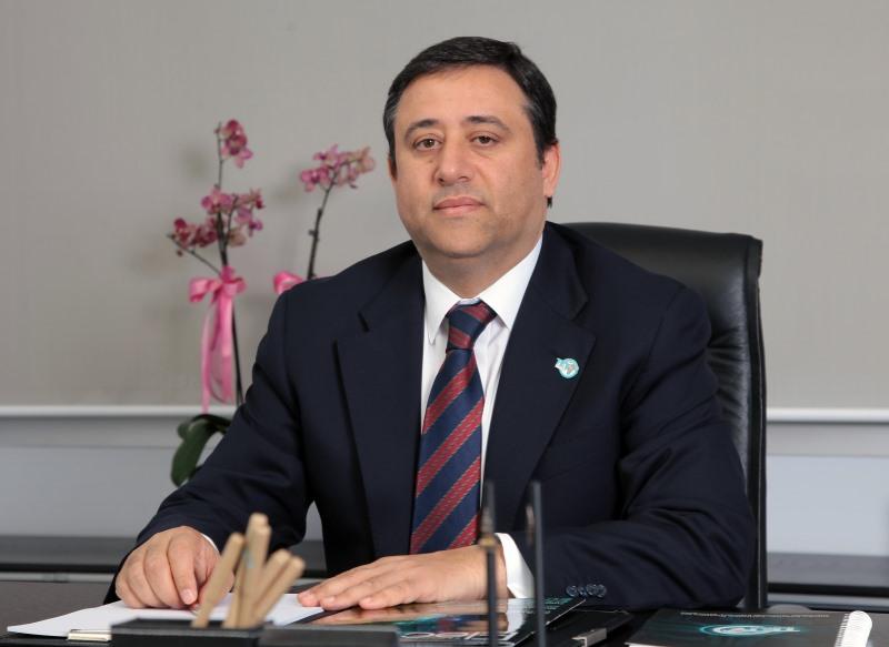 Fatih Kemal Ebiclioglu, bestyrelsesformand i Det Tyrkiske Eksportråd