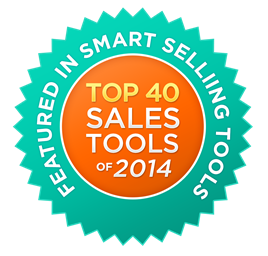 MobilePaks named one of the Top 40 Smart Selling Tools of 2014.