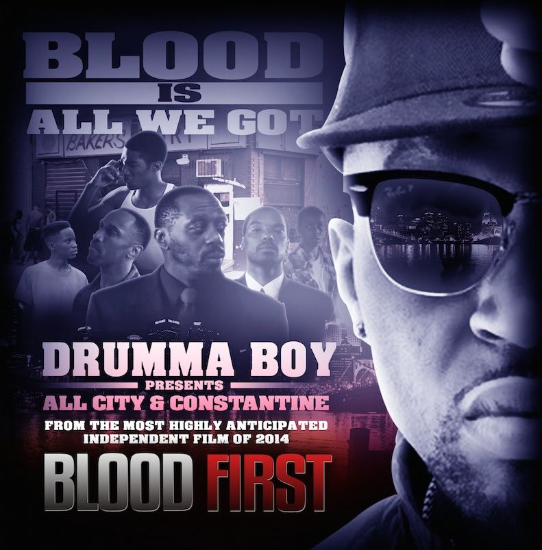 Blood Is All We Got Promotional Photo