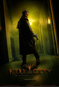 Movie Poster for FIRE CITY: THE INTERPRETER OF SIGNS