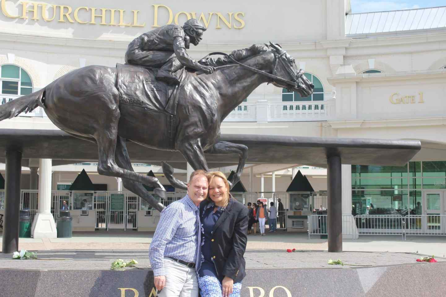 Fleck & Reed at Churchill Downs