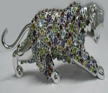 gems-sterling-silver-tiger