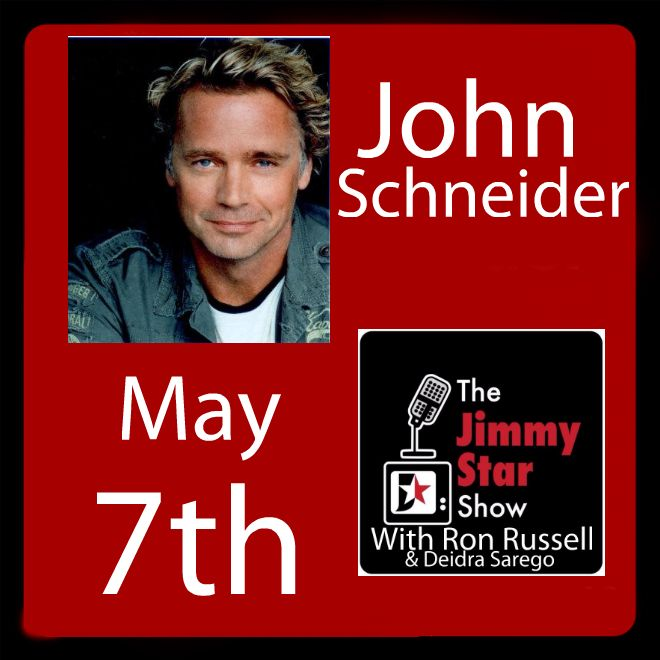 John Schneider on The Jimmy Star Show