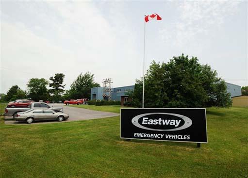 Eastway Emergency Vehicles