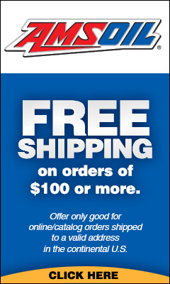 Free Shipping on Amsoil