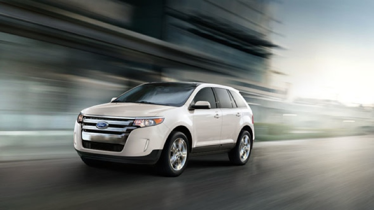 See the 2014 Ford Edge at Arlington Heights Ford's Drive 4 UR School event!