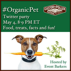 #OrganicPet Twitter party