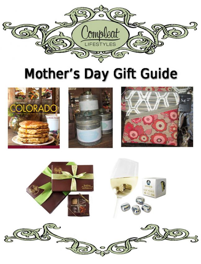 Compleat Lifestyles' 2014 Mother's Day Gift Guide