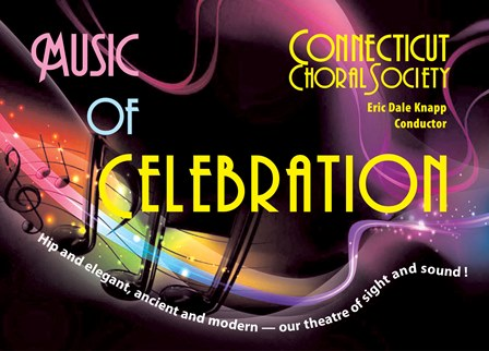 Music of Celebration - CT Choral Society