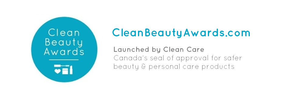 Clean Beauty Awards - Signage