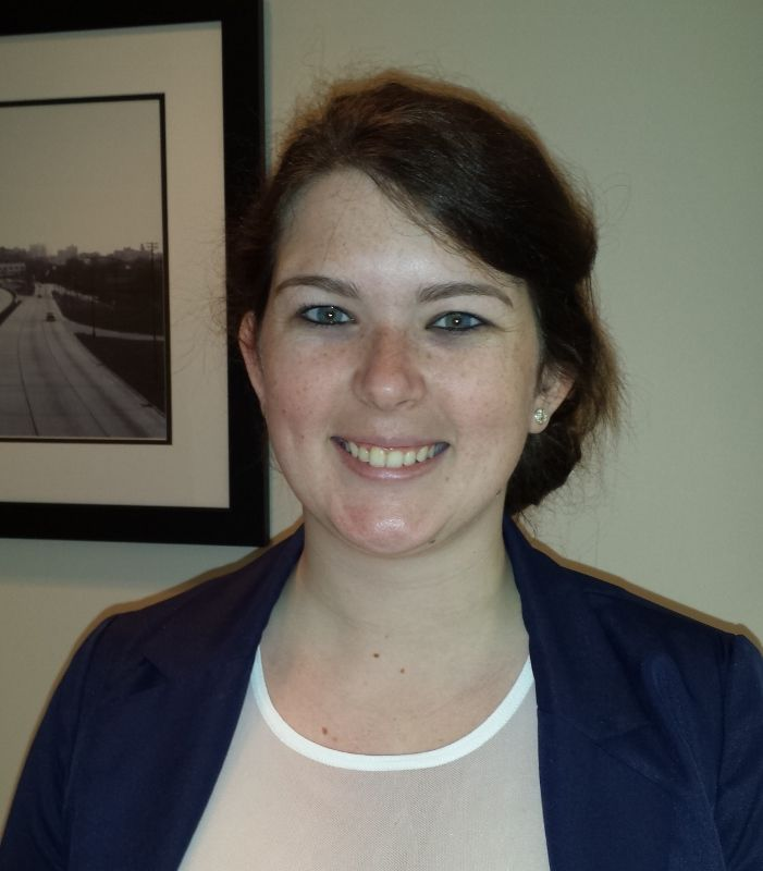 New HR Manager Alexandra Balog