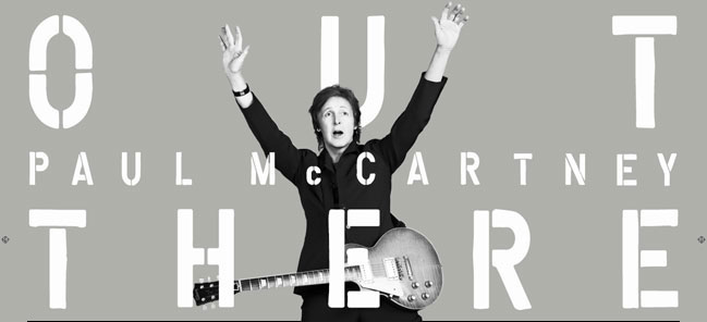 Paul McCartney Dodger Stadium Concert Tickets