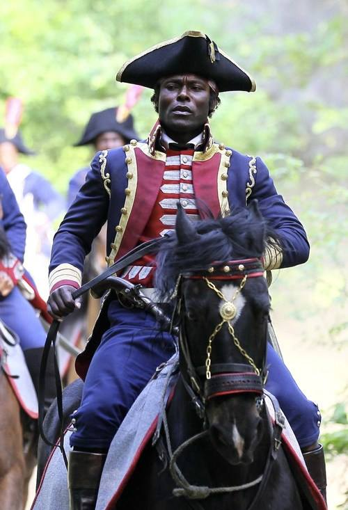 Jimmy Jean Louis as Toussaint Louverture