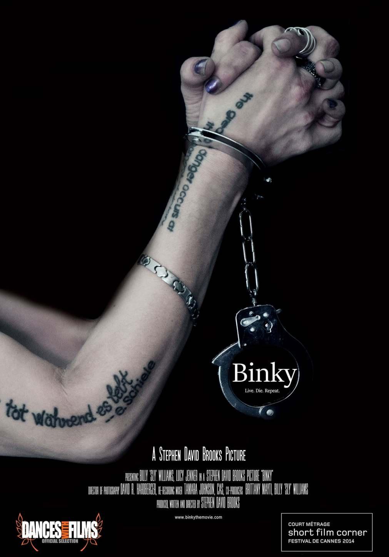 BINKY POSTER