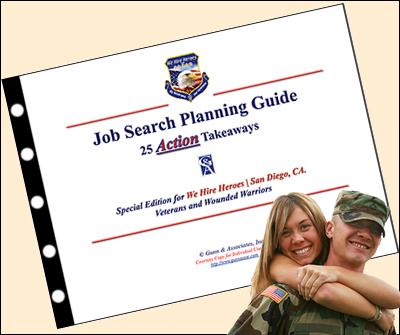 Free Job Search Kit for Veterans