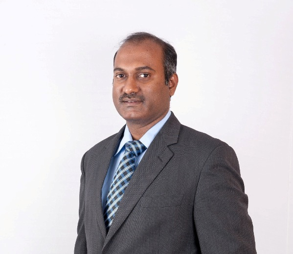 Nirmal Manoharan, Regional Director (Sales-Middle East) at ManageEngine