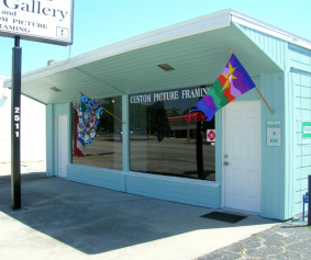 Cimino Gallery is located at 2511 Dr. MLK, Jr. St. N, St. Pete