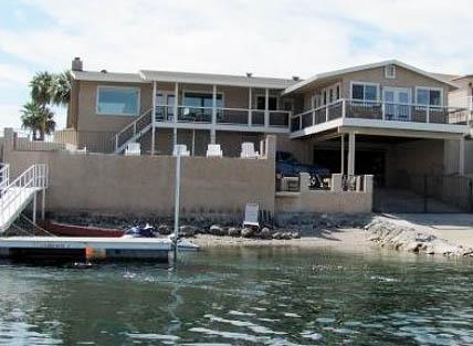 Bullhead City home on the Colorado River