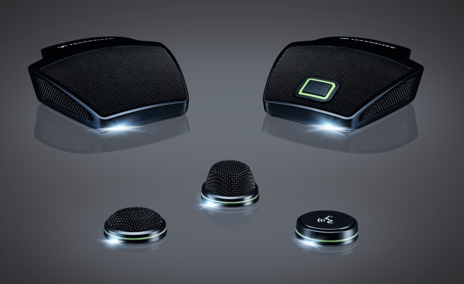 Sennheiser SpeechLine Microphone Range