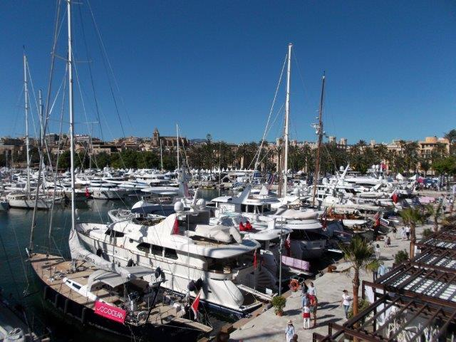 Palma International Boat Show 2014 www.marinaestre