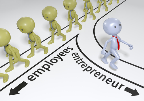 Employee Vs. Entrepreneur