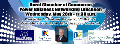 DCC Power Business Networking Luncheon