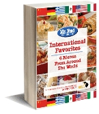 International Favorites: 6 Menus from Around the World Free eCookbook