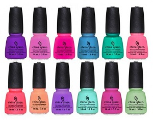 Nail Polish and More has 49 new Gelaze colors from China Glaze