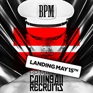 """Calling All Recruits"" by BP Major - Flyer"