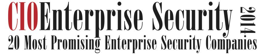 Enterprise Security Companies