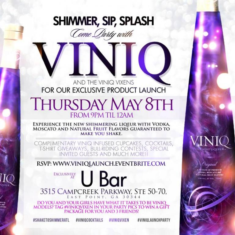 Viniq Launch Party