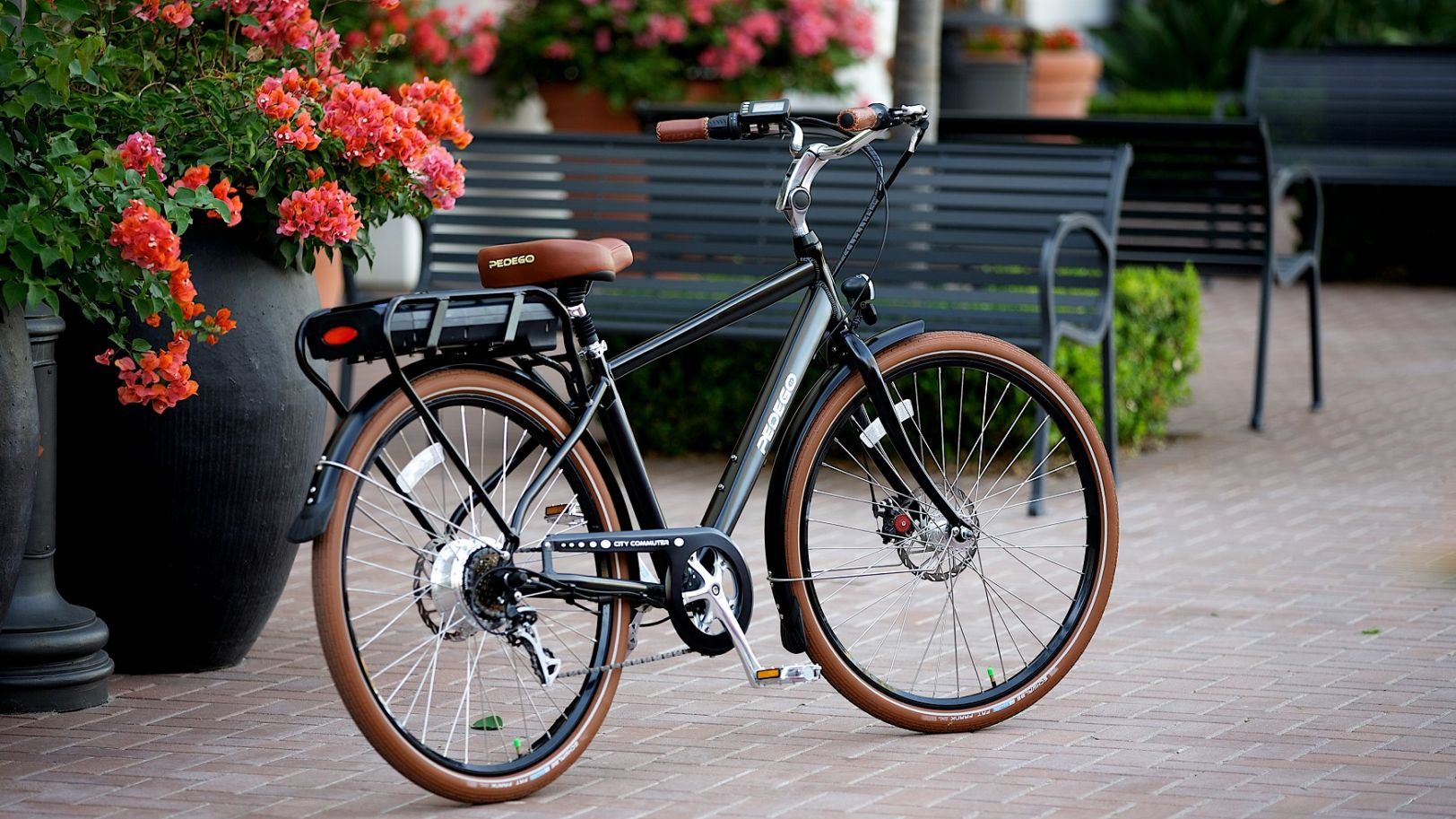 Pedego's City Commuter is a popular choice among East Coast riders.